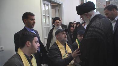 Photo of لقطات من لقاء جرحى المقاومة الإسلامية في لبنان بالإمام الخامنئي